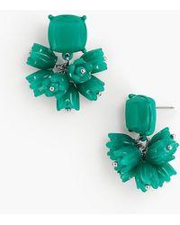 Talbots - Petal Earrings - Lyst