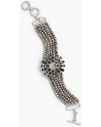 Talbots - Holiday Starburst Collection - Bracelet - Lyst