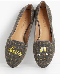 Talbots - Ryan Wool Dobby Loafers-cheers - Lyst