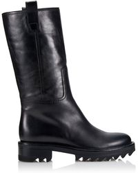 Tamara Mellon - Easy Rider Mid Calf - Vitello - Lyst