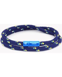 Tateossian - Rt Sport Nylon Bracelet - Lyst