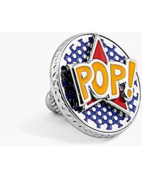 Tateossian - Rotating Pop Pin - Lyst
