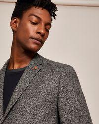 Ted Baker - Men's Snipes Semi Plain Wool Jacket - Lyst