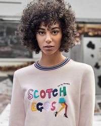 Ted Baker - 'scotch Eggs' Sweatshirt - Lyst