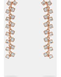 Ted Baker - Princess Sparkle Drop Earrings - Lyst