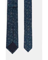 Ted Baker - Neamer Floral Silk Tie - Lyst