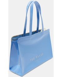 Ted Baker - Contrast Bow Icon Bag - Lyst
