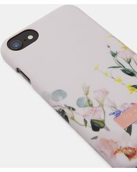 Ted Baker - Elegant Iphone 6/6s/7/8 Case - Lyst