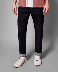 Ted Baker - Straight Fit Jeans - Lyst