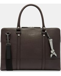 Ted Baker - Awol Leather Document Bag - Lyst