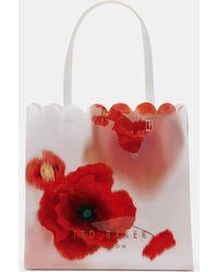 Ted Baker - Playful Poppy Large Shopper Bag - Lyst