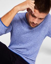 Ted Baker - Crew Neck Jumper - Lyst