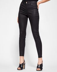 8101cd50a9afc2 Ted Baker - Kyoto Gardens Skinny Jeans - Lyst