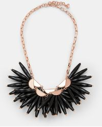 Ted Baker - Flare Burst Necklace - Lyst