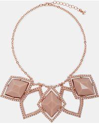 Ted Baker - Regal Gem Necklace - Lyst