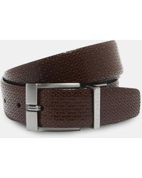 Ted Baker - Reversible Belt - Lyst