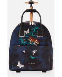 Ted Baker - Rossiee (navy) Handbags - Lyst