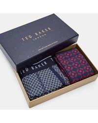 Ted Baker - Boxers And Socks Gift Set - Lyst