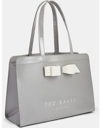 Ted Baker - Bow Detail Icon Bag - Lyst