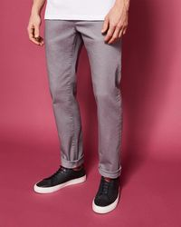Ted Baker - Straight Fit Coloured Jeans - Lyst