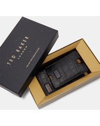 Ted Baker - Passport Holder And Luggage Tag Gift Set - Lyst