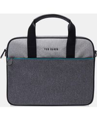 Ted Baker - Two-tone Document Holder - Lyst