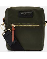 Ted Baker - Nylon Mini Flight Bag - Lyst