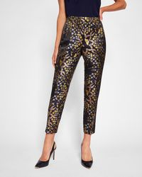 Ted Baker - Kyoto Gardens Tailored Trousers - Lyst
