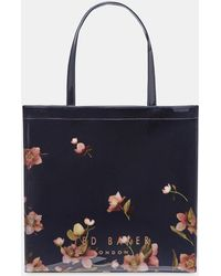 Ted Baker - Arboretum Large Icon Bag - Lyst
