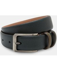 Ted Baker - Two-tone Leather Belt - Lyst