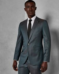 Ted Baker - Pashion Slim Wool Suit Jacket - Lyst