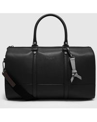 Ted Baker | Leather Holdall | Lyst