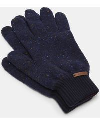 Ted Baker - Donegal Knitted Wool Gloves - Lyst