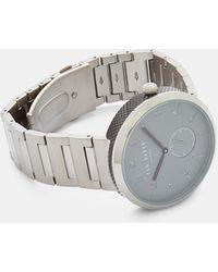 Ted Baker - Metal Strap Watch Te50011011 - Lyst