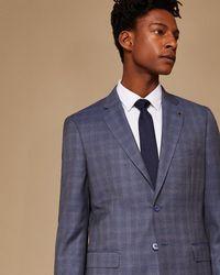 Ted Baker - Debonair Suit Jacket - Lyst