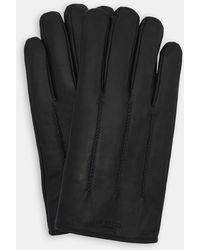 Ted Baker - Rainboe Deerskin Leather Gloves - Lyst