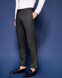 Ted Baker - Semi Plain Trousers - Lyst
