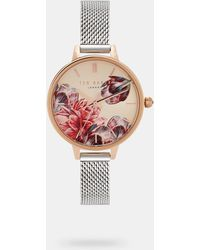 Ted Baker - Tranquility Watch - Lyst