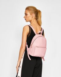 Ted Baker - Leather Backpack - Lyst