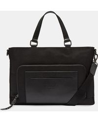 Ted Baker - Nylon Document Bag - Lyst