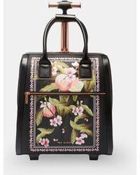 Ted Baker - Peach Blossom Travel Bag - Lyst