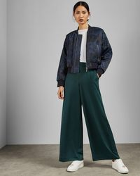 Ted Baker - Houdinii Quilted Bomber Jacket - Lyst