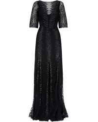 Temperley London - Panther Lace Gown - Lyst