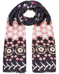 Temperley London - Claudette Print Scarf - Lyst
