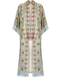 Temperley London - Flux Kimono - Lyst