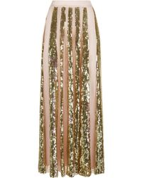Temperley London - Sycamore Long Skirt - Lyst