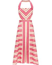 Temperley London - Pine Tree Dress - Lyst