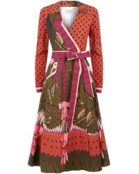 Temperley London - Aerial Printed Dress - Lyst