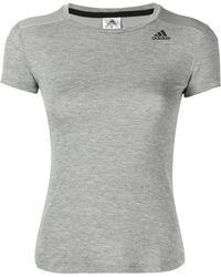 adidas - Prime Mix Cotton T-shirt - Lyst