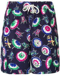 Polo Ralph Lauren - Printed Boxer - Lyst